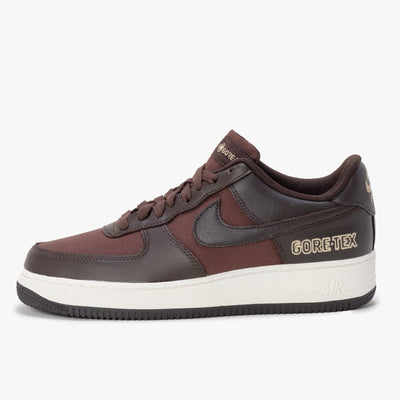 Nike Air Force 1 GTX  - Baroque Brown - Side - Off The Hook Montreal