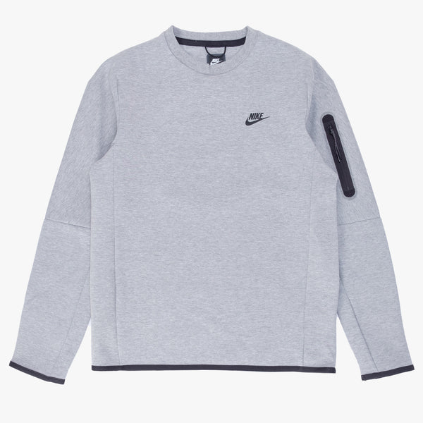 Nike Sportswear Tech Fleece - Grey / Black - Front - Off The Hook Montreal