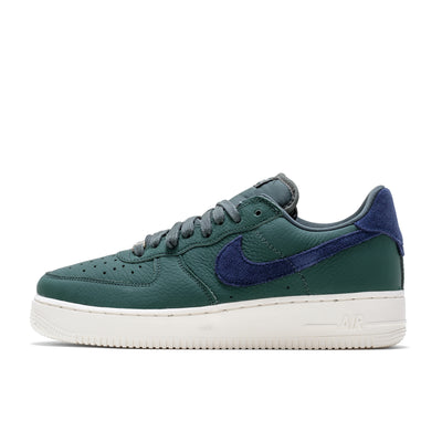 CV1755 - Air Force 1 '07 Craft green/navy - side - available at off the hook montreal