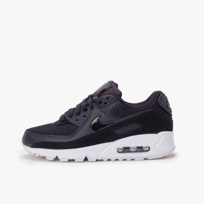 Nike Air Max 90 - Twist Black / White - Side -  Off The Hook Montreal