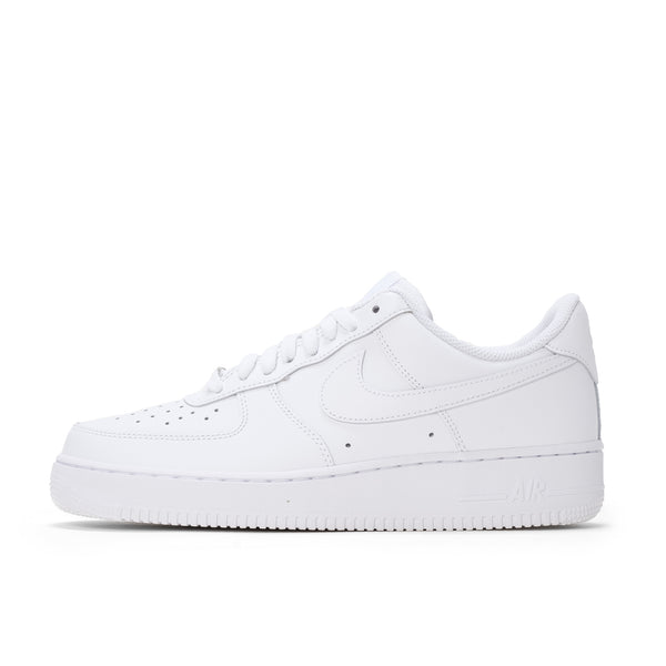 Nike Air Force 1 '07 - White / White - Side - Off The Hook Montreal