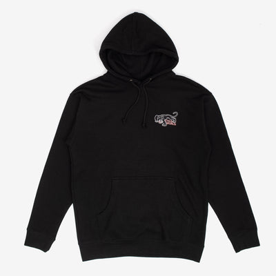 CWFG Panter Hoodie - Black - Front - Off The Hook Montreal