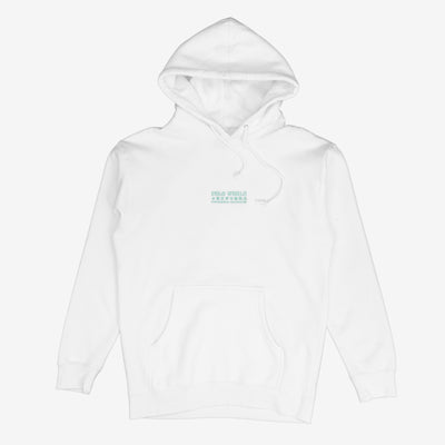 CWFG Bunny Hoodie - White - Front - Off The Hook Montreal