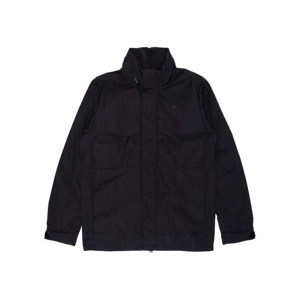 Nike Sportswear Hooded M65 Jacket - Black - Front - Off The Hook Montreal