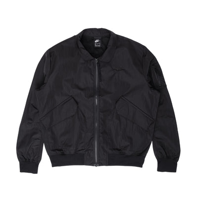 CZ9894 Nike Sportswear Bomber Jacket - front - available at off the hook montreal #color_black