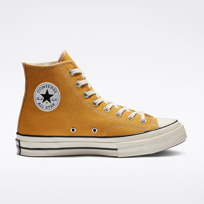 Chuck 70 Hi SunflowerBlackEgret right available at off the hook montreal