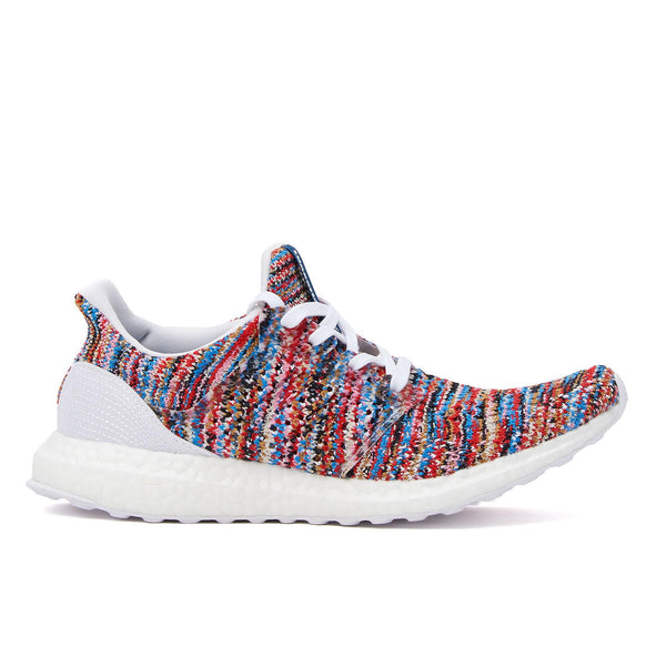 adidas D97771 Missoni x Adidas Consortium Ultra Boost Shock Cyan W - side - available at off the hook montreal