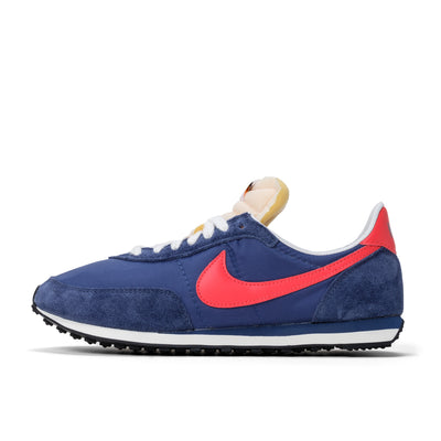 Nike Waffle Trainer SP 2 - Navy / Orange - Side - Off The Hook Montreal