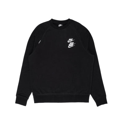 Nike NSW Crewneck - DD0882-100 - black - front - available at off the hook montreal #color_black