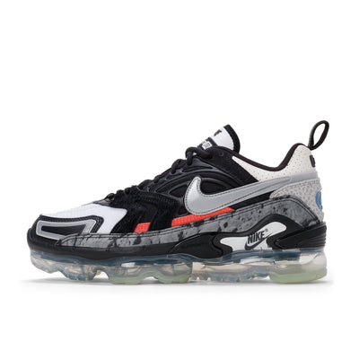 Nike Air Vapormax EVO NRG - Black / Clear-Metallic - Side - Off The Hook Montreal