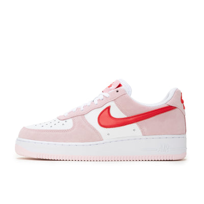 Nike Air Force 1 '07 - Tulip Pink / University Red / White - Side1 - Off The Hook Montreal