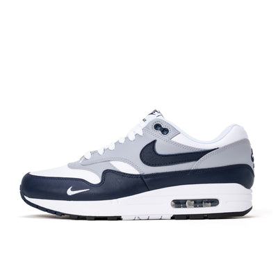 Nike Air Max 1 LV8 - White / Obsidian Grey / Black - Side - Off The Hook Montreal