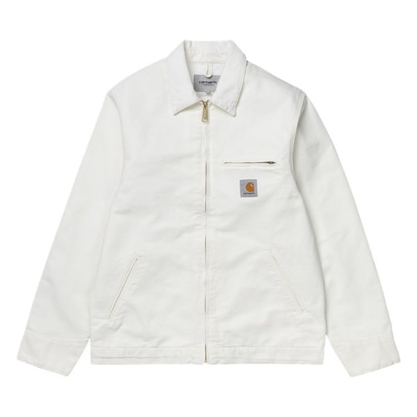 Carhartt WIP Detroit Jacket - Wax  - Front - Off The Hook Montreal