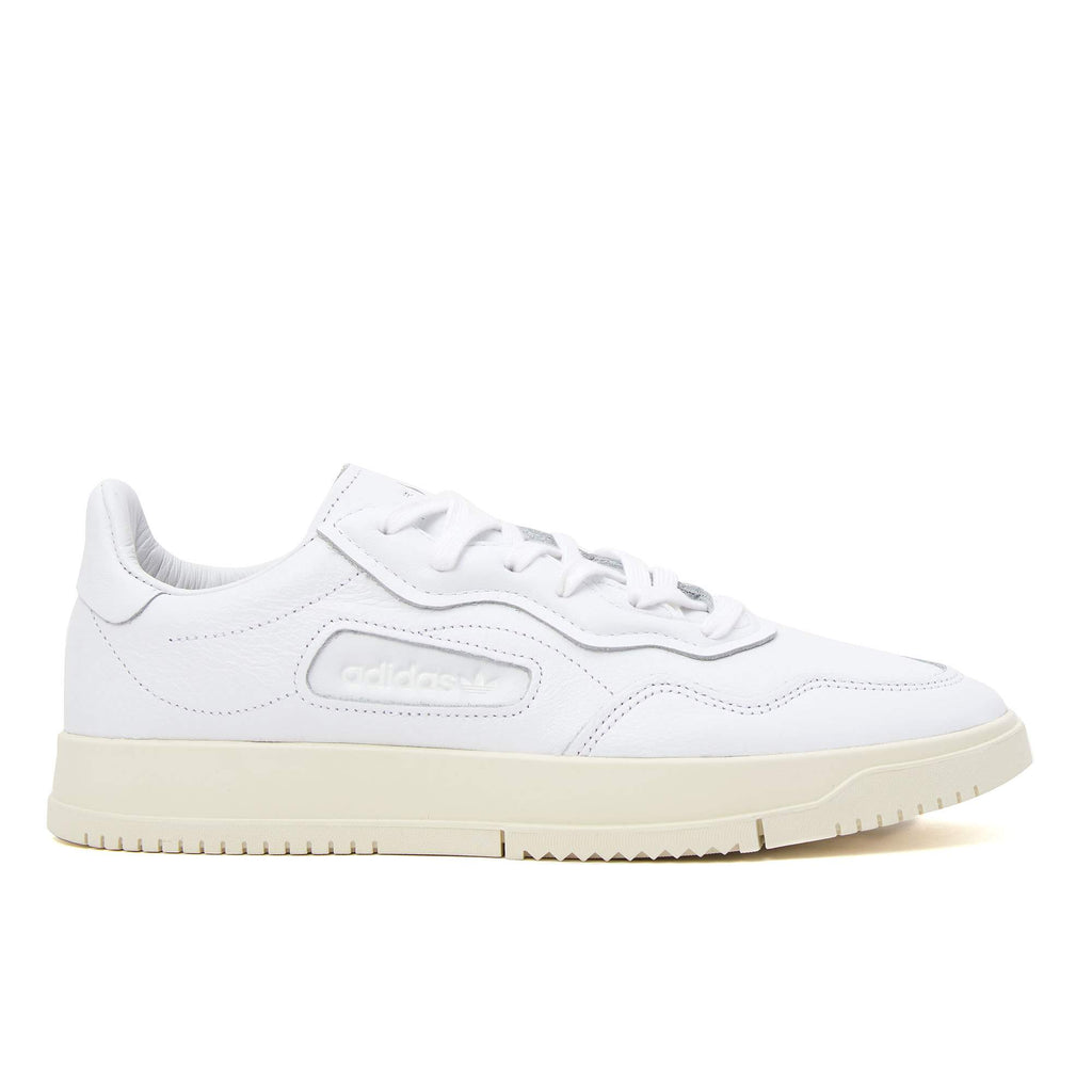 Classic tennis style is reimagined for today with a wavy multilayer look. These shoes are made of supple leather and built with a big midsole that adds extra attitude.  Product code: EE6327 sc premiere white off the hook oth sneakers shoes boutique canada montreal