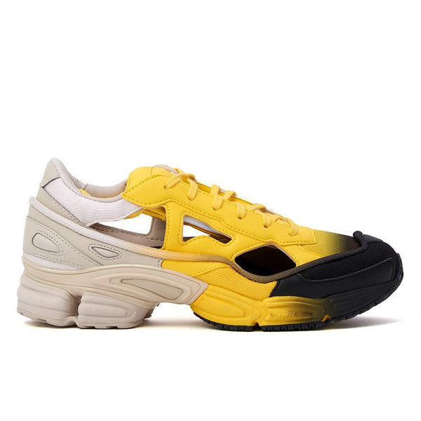 Raf Simons x Adidas Replicant Ozweego Yellow / Cream White
