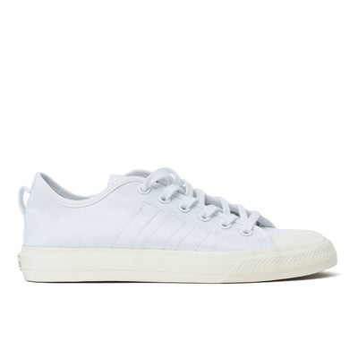 Adidas Nizza RF - Cloud White - Side - Off The Hook Montreal
