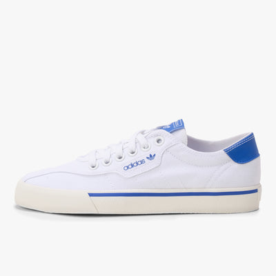 Adidas Love Set - Super White / Team Toyal Blue - Side - Off The Hook Montreal