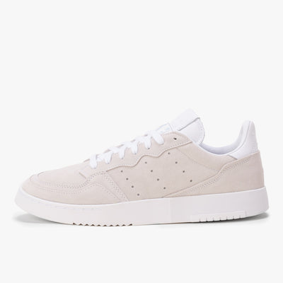 Adidas Supercourt - Cloud White / Black - Side - Off The Hook Montreal