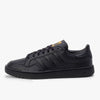 Adidas Team Court  - Black - Side - Off The Hook Montreal