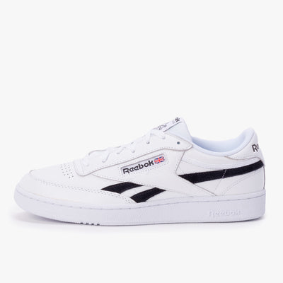 Reebok Club C Revenge - White / Black - Side - Off The Hook Montreal