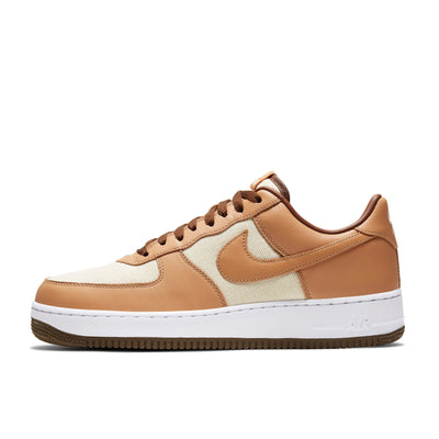 "Nike Air Force 1 ""Acorn"" - Natural/Underbrush Acorn - Side Medial View - Raffle Page - OTH - Off the Hook - Montreal"