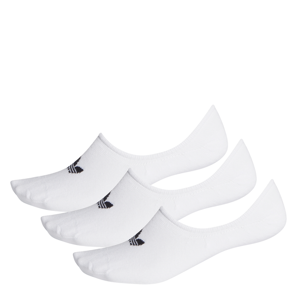 Adidas Low Cut 3-Pack - White - Image - Off The Hook Montreal