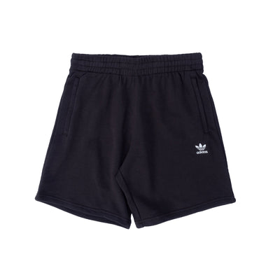 Adidas Essential Shorts - Black - Front - Off The Hook Montreal