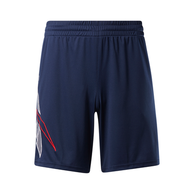 Reebok FT7360 Classics Soccer Short Navy front available at off the hook montreal