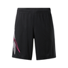 Short de football Reebok FT7361 Classics noir avant disponible à off the hook montreal