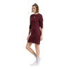 Reebok FT8195 Classics Small Logo Dress côté bordeaux disponible à off the hook montreal