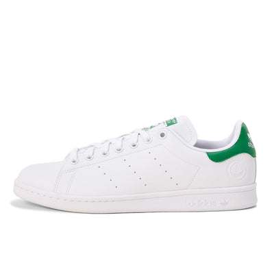 Adidas Stan Smith Vegan - White / Green - Side - Off The Hook Montreal