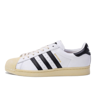 Adidas Superstar - White / Black - Side - Off The Hook Montreal