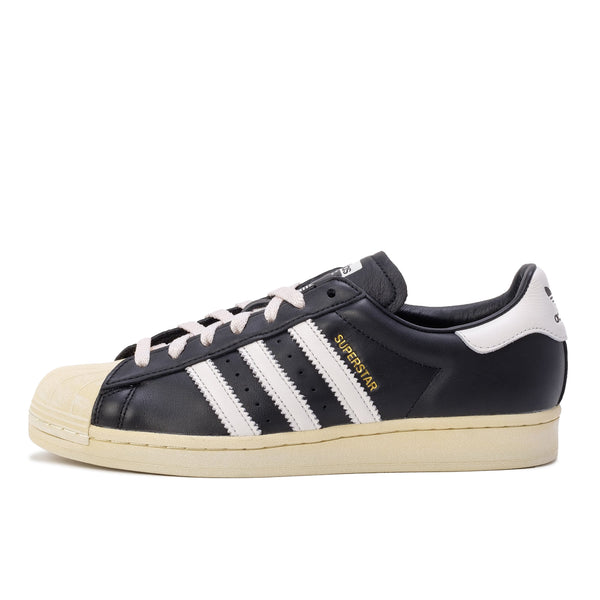 Adidas Superstar - Black / White - Side - Off The Hook Montreal