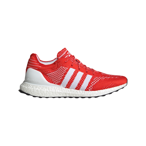 Adidas Ultraboost Prime - Red / White / Black - Side - Off The Hook Montreal