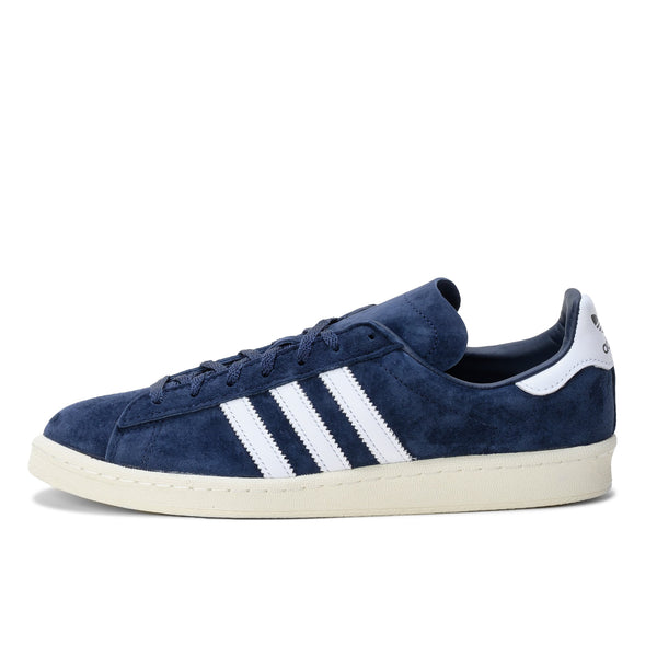 Adidas Campus 80's - Navy / White- Side- Off The Hook Montreal