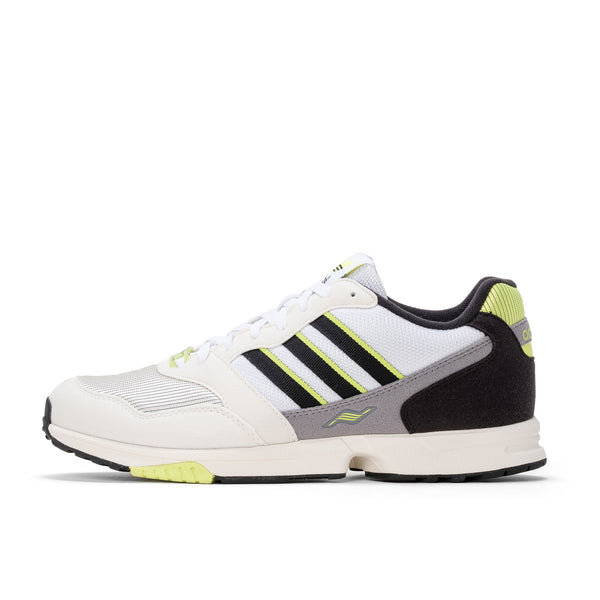 adidas ZX 1000C - Off White / Core Black / Footwear White - Side - Off The Hook Montreal