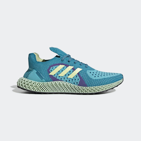 Adidas ZX Carbon 4D - Aqua - Side - Off The Hook Montreal