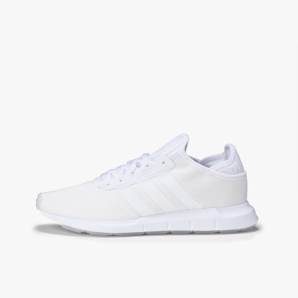 adidas FY2138 Women's Swift Run X White/White - side - available at off the hook montreal
