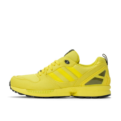Adidas ZX 5000 - Yellow / Shock Cyan - Side - Off The Hook Montreal