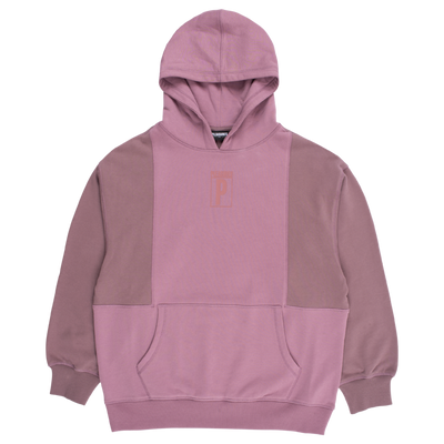 Pleasures Rapture Hoody Dusty - Rose / Violet - Front - Off The Hook Montreal