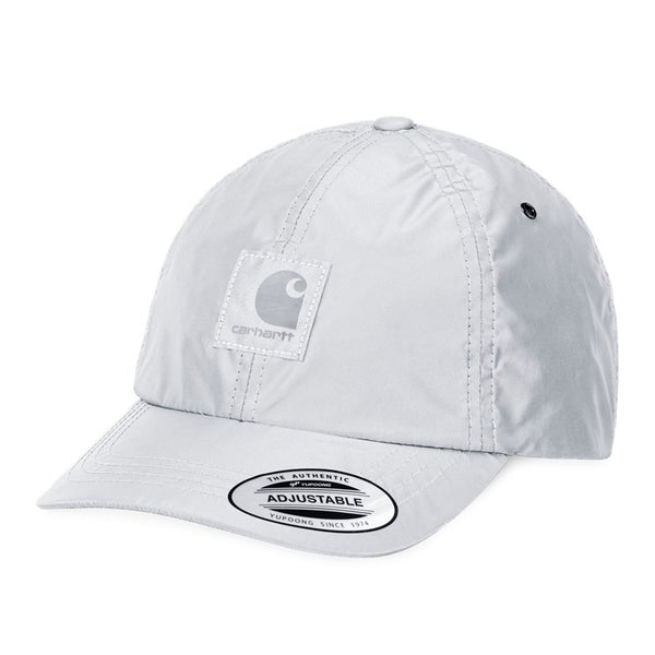 Carhartt WIP Flect Cap Grey front available at off the hook montreal