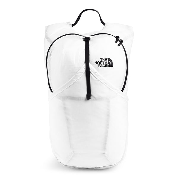 The North Face NF0A3KWR Flyweight Pack Blanc avant disponible à off the hook montreal