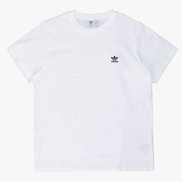 adidas Women's Loose Tee White GN2924 - front - white - available at off the hook montreal