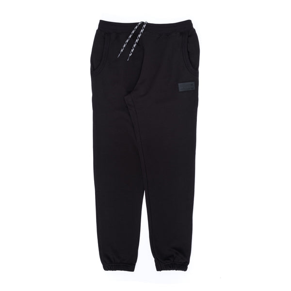 adidas Silicon Sweatpant - Black - Front - Off The Hook Montreal