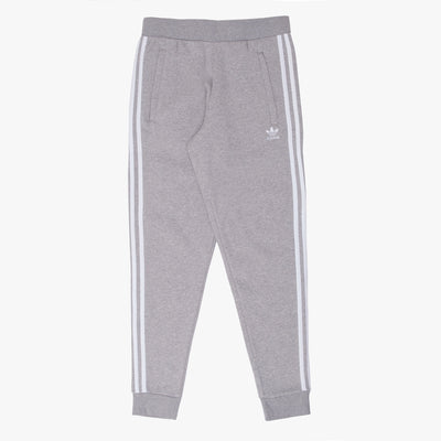adidas - GN3530 3-Stripes Pant Heather Grey - front - available at off the hook montreal