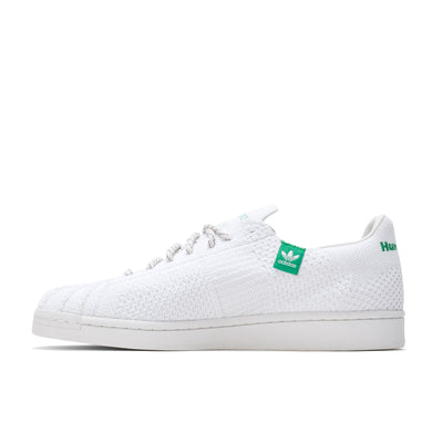 adidas PW Superstar PK - White / White / Green - Side1 - Off The Hook Montreal