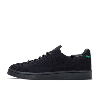 adidas PW Superstar PK - Side1 - Black / Black / Green - Off The Hook Montreal