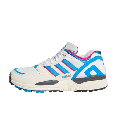 adidas ZX 000 Evolution - White / Blue / Pink - Side1 - Off The Hook Montreal