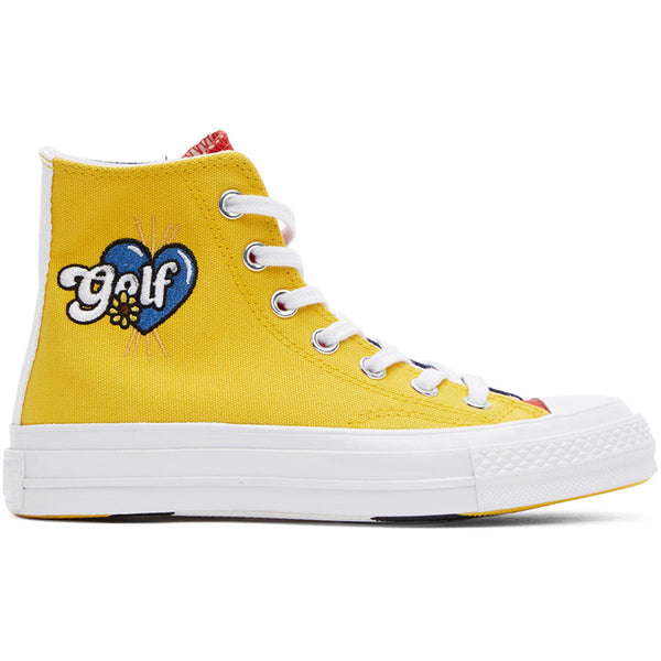 Golf Wang Chuck 70 High Multi right available at off the hook montreal