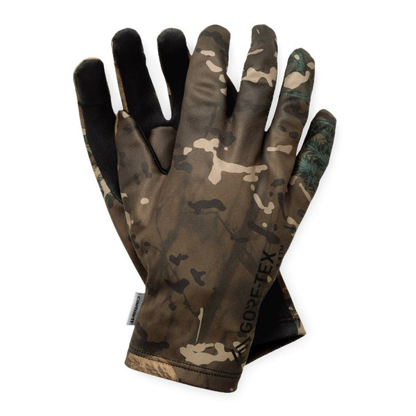 Carhartt WIP I028283 Gore-Tex Gloves Black/Camo - available at off the hook montreal